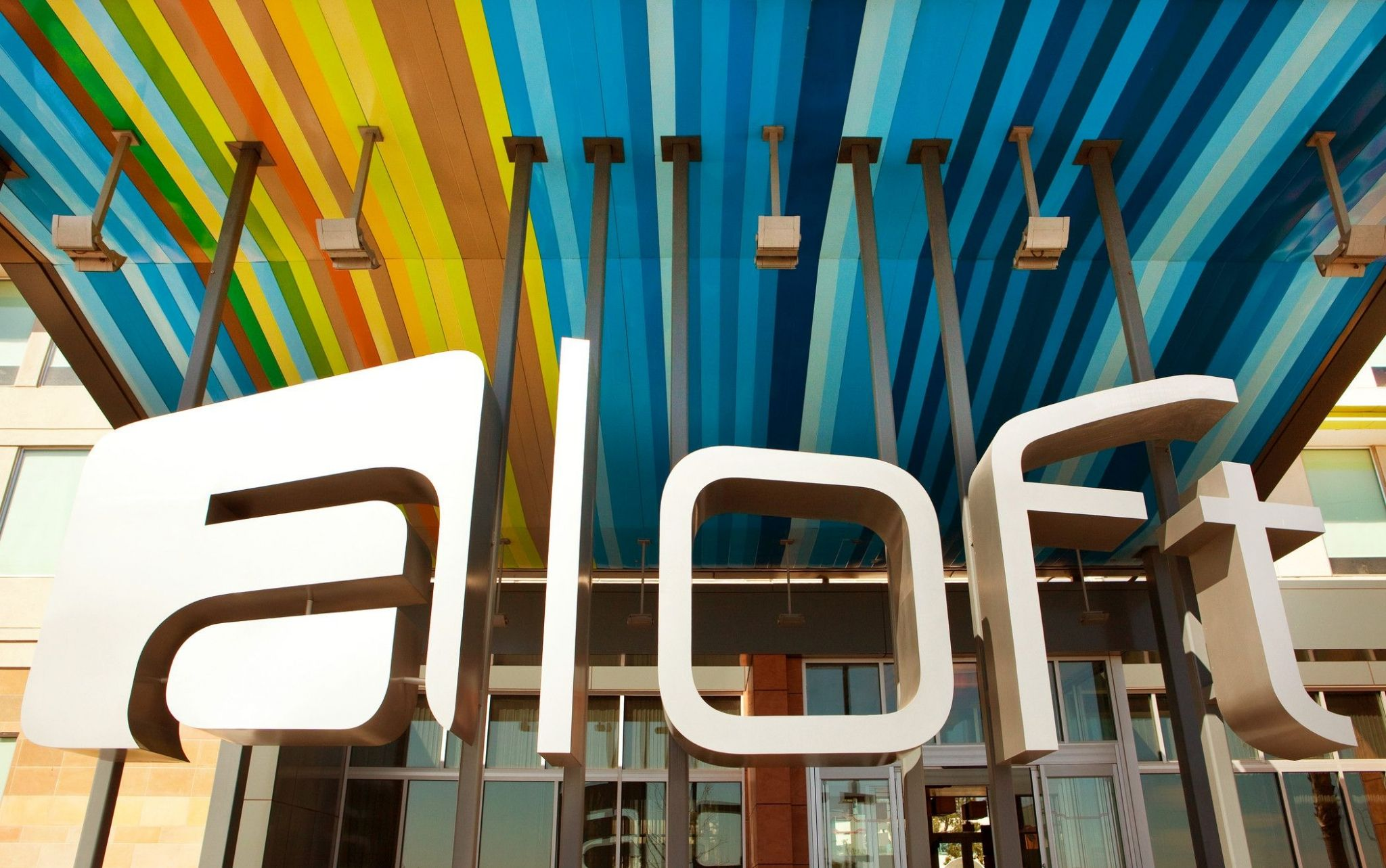 Aloft Chesapeake Hotel Features